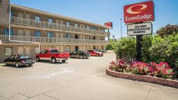 Exterior view Econo Lodge Cincinnati
