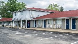 Exterior view Econo Lodge  Inn & Suites South