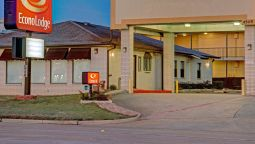 Exterior view Econo Lodge Texarkana