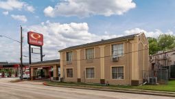 Exterior view Econo Lodge Near NRG Park - Medical Center