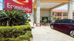 Buitenaanzicht Econo Lodge Houston
