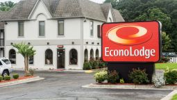 Buitenaanzicht Econo Lodge Chesapeake