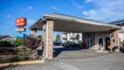 Buitenaanzicht Econo Lodge Sequim