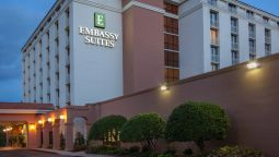 Exterior view Embassy Suites by Hilton Baton Rouge