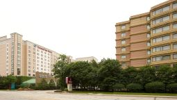 Buitenaanzicht Embassy Suites by Hilton Chicago O*Hare Rosemont