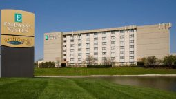 Exterior view Embassy Suites by Hilton Chicago Schaumburg Woodfield
