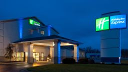 Exterior view Holiday Inn Express AUBURN-TOURING DR