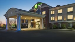 Buitenaanzicht Holiday Inn Express & Suites KALAMAZOO