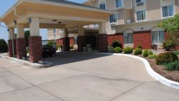 Exterior view Holiday Inn Express BOONVILLE