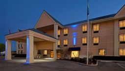Exterior view Holiday Inn Express & Suites BROWNWOOD