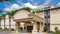 Exterior view Holiday Inn Express SOUTHINGTON