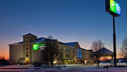 Exterior view Holiday Inn Express & Suites TROY