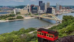 Buitenaanzicht WY GRAND PITTSBURGH DOWNTOWN