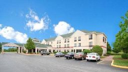 Exterior view Clarion Inn South Holland