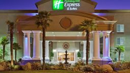Buitenaanzicht Holiday Inn Express & Suites MODESTO-SALIDA