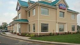 Exterior view HOWARD JOHNSON HOTEL - TOMS RI