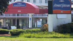 Buitenaanzicht HOWARD JOHNSON INN - ALBANY