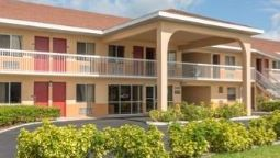 Buitenaanzicht HOWARD JOHNSON INN VERO BEACH