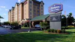 Exterior view Hampton Inn - Suites Nashville-Vanderbilt-Elliston Place