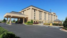 Buitenaanzicht Hampton Inn Gaffney