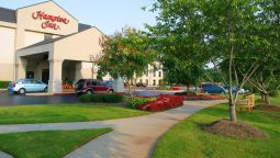 Buitenaanzicht Hampton Inn Huntsville-Madison