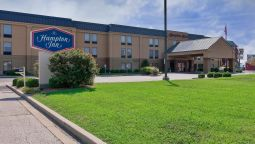 Exterior view Hampton Inn Marion