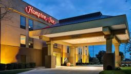 Exterior view Hampton Inn Mattoon