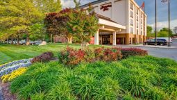 Buitenaanzicht Hampton Inn Knoxville Airport