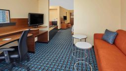 Kamers Fairfield Inn & Suites Chicago Lombard