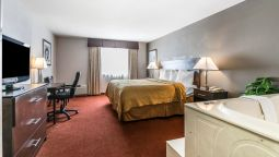 Kamers Quality Inn & Suites University/Airport