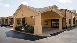 Buitenaanzicht Quality Inn Southaven
