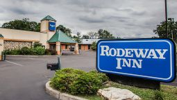 Exterior view Rodeway Inn Conference Center