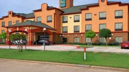 Exterior view Quality Suites Intercontinental Airport West