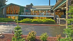 Exterior view Ramada at Spokane Airport