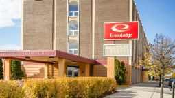 Exterior view Econo Lodge Sheboygan