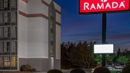 Buitenaanzicht RAMADA WEST ATLANTIC CITY