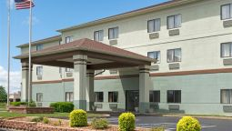 Exterior view DAYS INN COLLINSVILLE