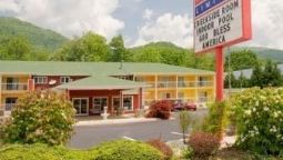 Exterior view RAMADA MAGGIE VALLEY