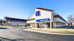 Exterior view MOTEL 6 SPRINGFIELD NORTH MO