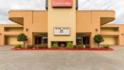 Exterior view Econo Lodge Fayetteville