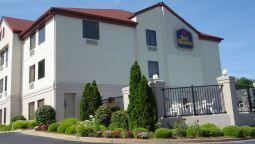 Exterior view BEST WESTERN COMMERCE INN