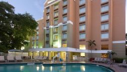 Hotel SpringHill Suites Fort Lauderdale Airport & Cruise Port - Dania Beach (Florida)