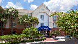 Exterior view Candlewood Suites CLEARWATER