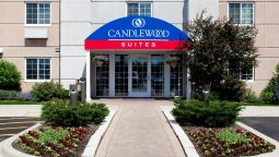 Buitenaanzicht Candlewood Suites CHICAGO-O`HARE