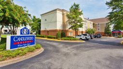 Exterior view Candlewood Suites OKLAHOMA CITY
