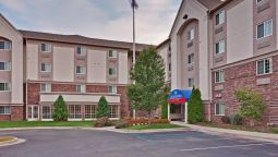 Exterior view Candlewood Suites INDIANAPOLIS