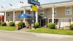 Exterior view DAYS INN VANCOUVER METRO
