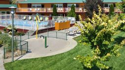DAYS INN & CONFERENCE CENTRE - - Penticton