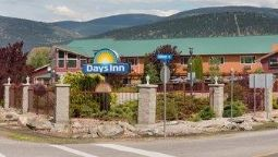 Buitenaanzicht DAYS INN & CONFERENCE CENTRE -
