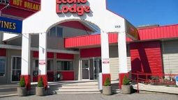 Exterior view Econo Lodge Fort St. John